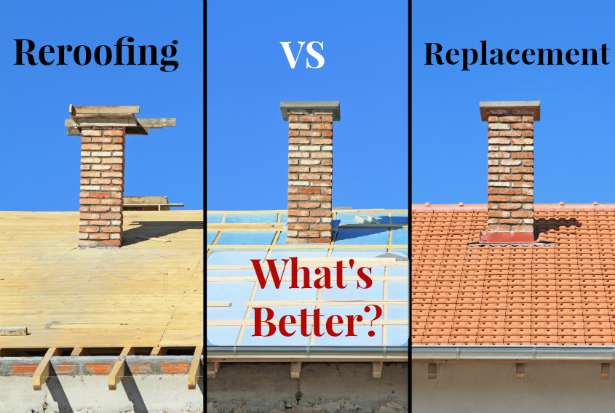Repair, Reroof or Replace? How to Decide
